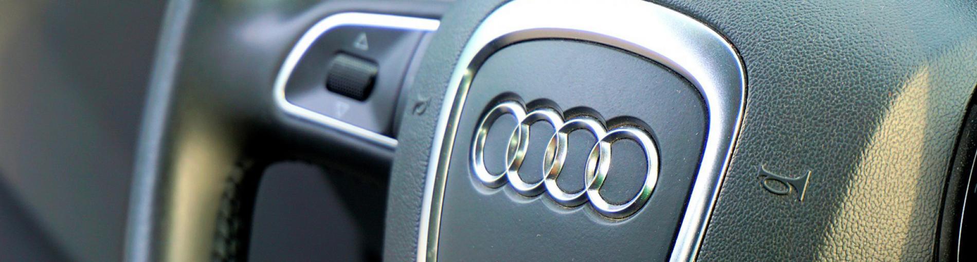 Fall Audi